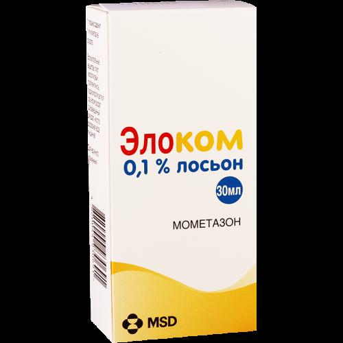 ელოკომი ლოსიონი 0.1% 30მლ ფლაკონი #1