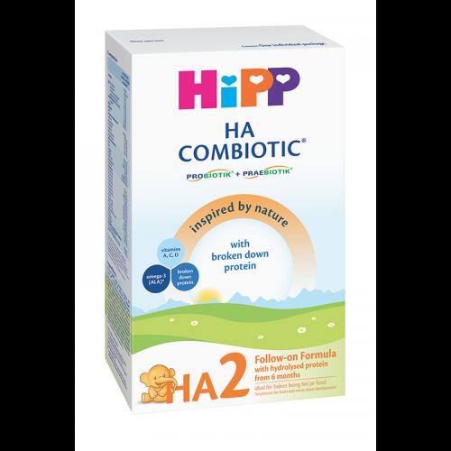ჰიპი - 2 HA ჰიპოალერგიული კომბიოტიკი /6თვ+/ 350გრ 2148/2148-01