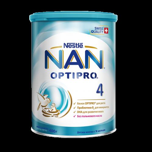 ნანი - რძე -4 /18თვ+/ 400გრ 5460