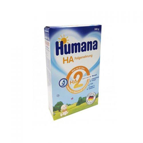 ჰუმანა - HA 2 ჰიპოალ კვება /6თვ+/ 300გრ 777638/734440