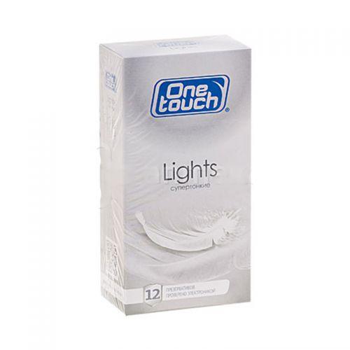 პრეზერვ ვან თაჩი One Touch Lights 0063 #12