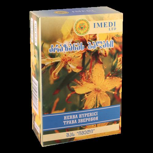 ს/მც კრაზანას ბალახი მცენარეული ნედლეული 50გრ #1