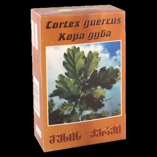 ს/მც მუხის ქერქი მცენარეული ნედლეული 50გრ /იმედი/ #1