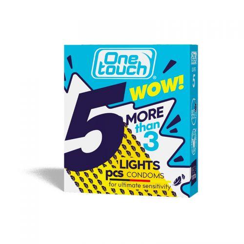 პრეზერვ ვან თაჩი One Touch Lights 0018 #3