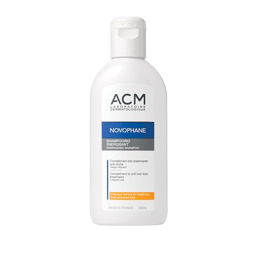 ისისფარმა - ACM ნოვოფანი შამპუნი თმის ცვენის საწინააღმდეგო ენერგეტიკული 200მლ 0410