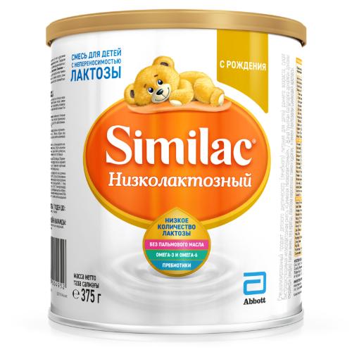 სიმილაკ - დაბალლაქტოზური /0თვ+/ 375გრ 4952