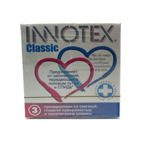 პრეზერვ  INNOTEX CLASSIC #3
