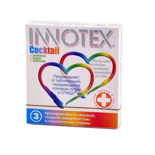 პრეზერვ  INNOTEX COCKTAIL #3
